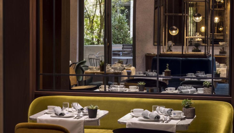 Victoria Palace Hotel Paris breakfast