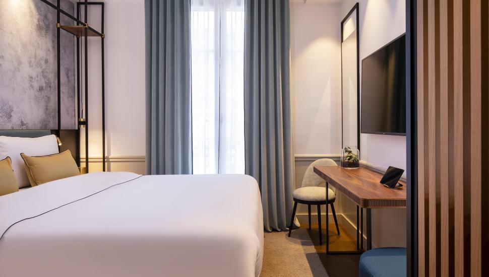 Victoria Palace Hotel Paris chambre classique