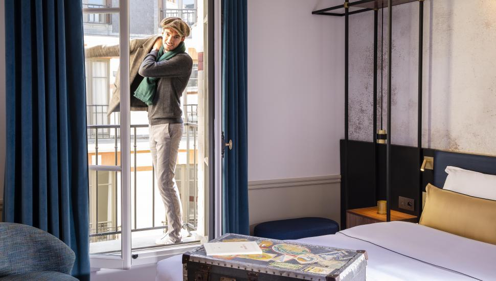 Victoria Palace Hotel Paris Classic Room