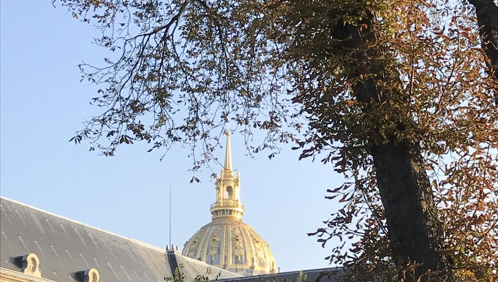Victoria Palace Hotel Paris dome invalides