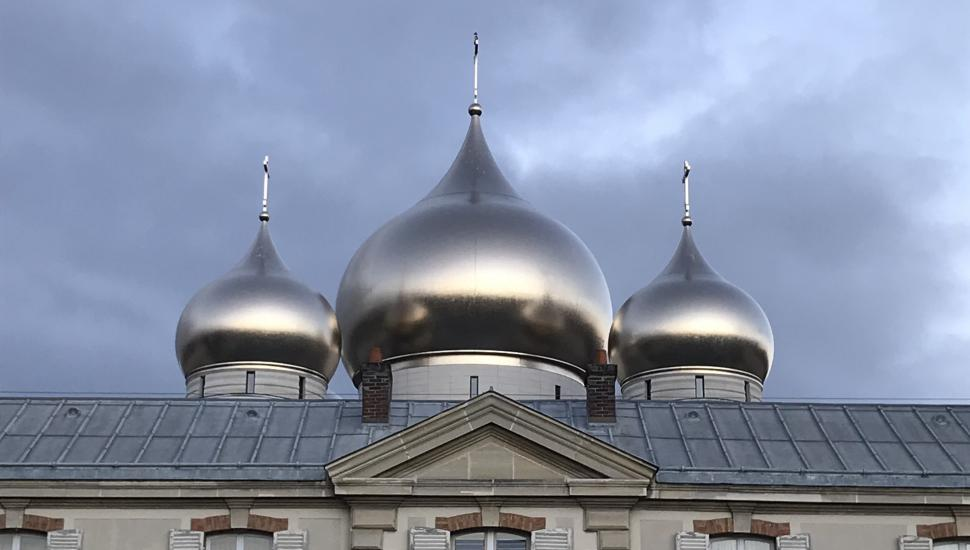 Victoria Palace Hotel Paris eglise russe orthodoxe rapp