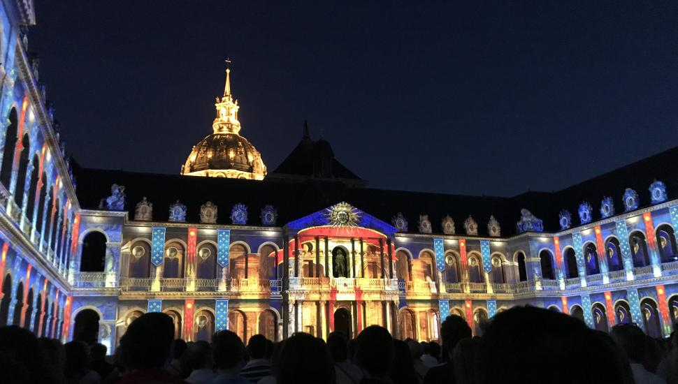 Victoria Palace Hotel Paris invalides