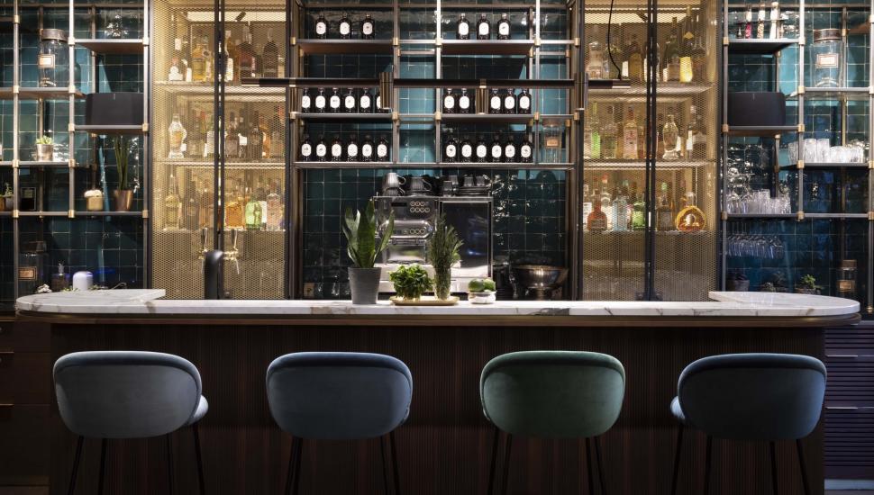 Victoria Palace Hotel Paris james bar
