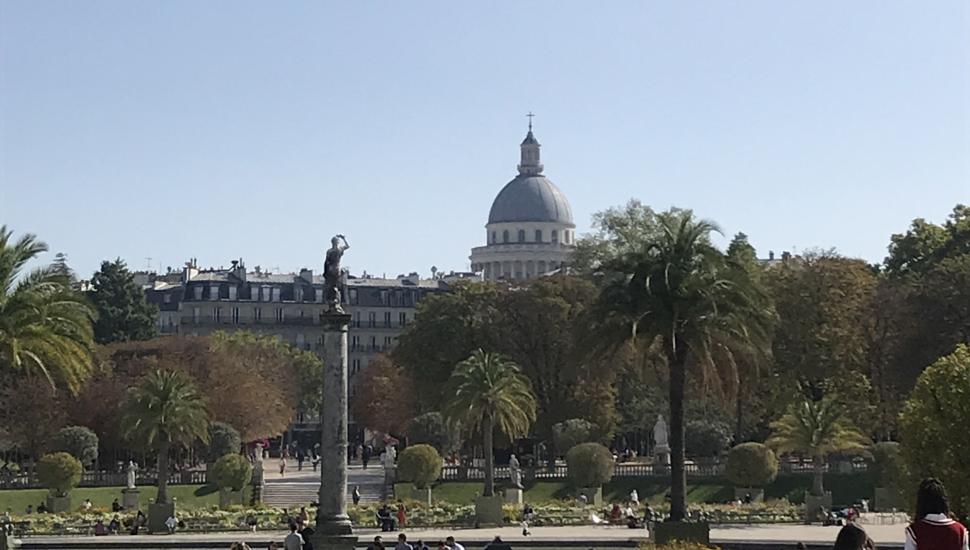 Victoria Palace Hotel Paris jardin du luxembourg