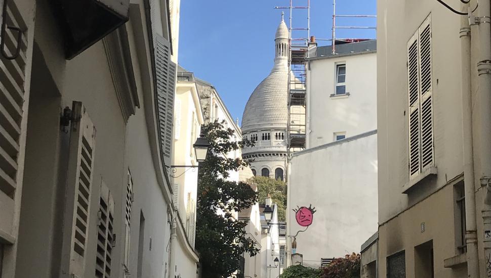Victoria Palace Hotel Paris montmartre