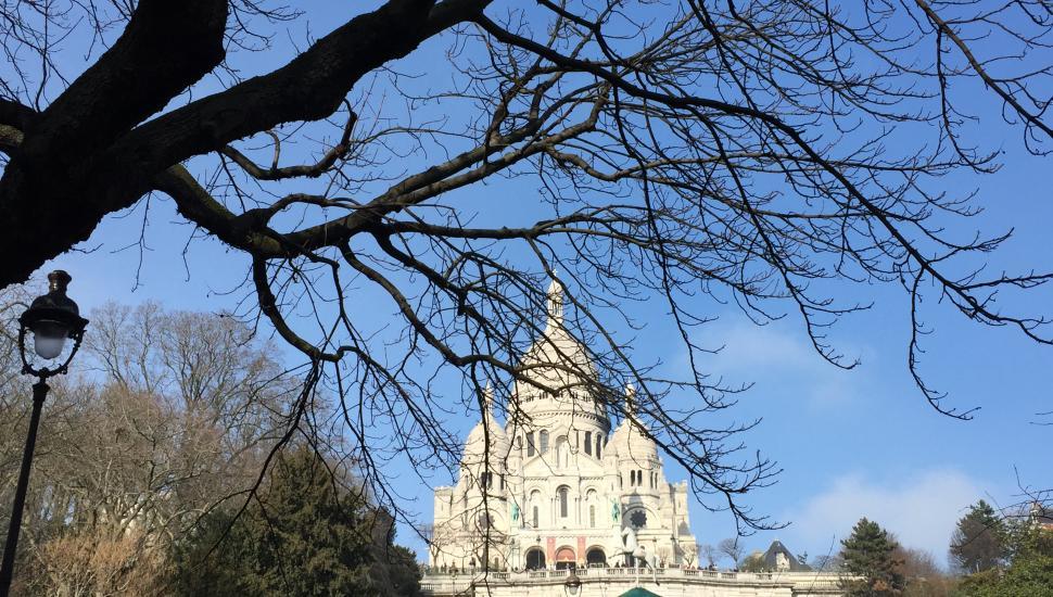 Victoria Palace Hotel Paris montmartre sacre coeur