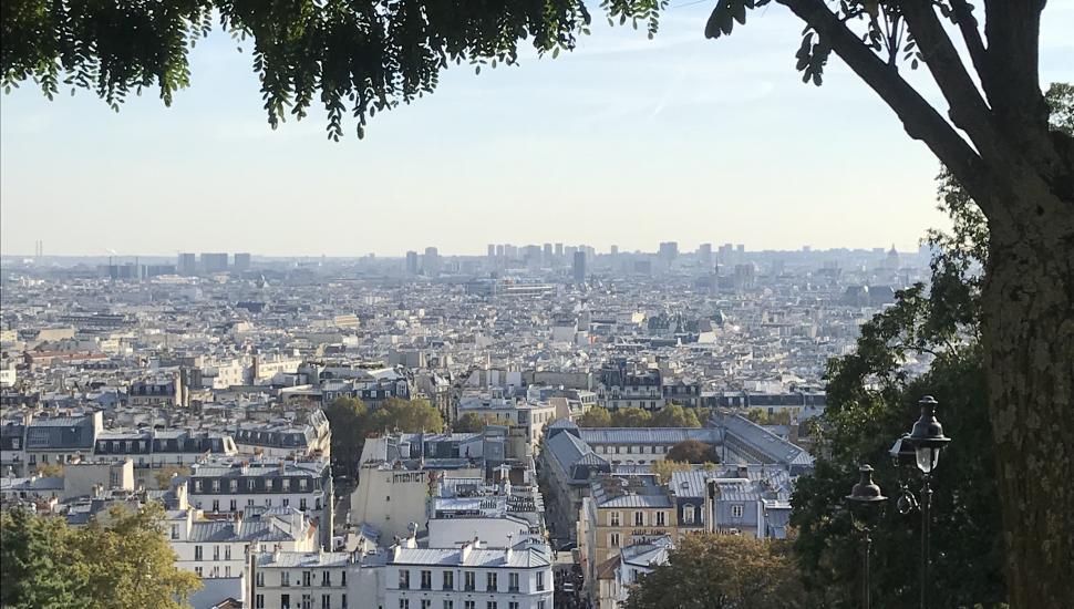 Victoria Palace Hotel Paris montmartre vue