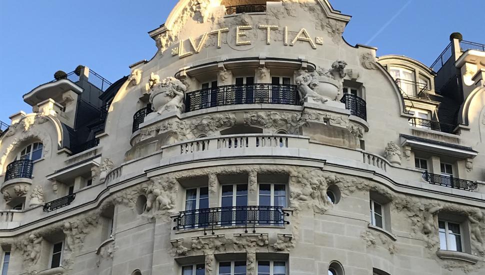 Victoria Palace Hotel Paris rive gauche lutetia