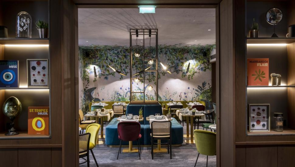 Victoria Palace Hotel Paris Salle à manger