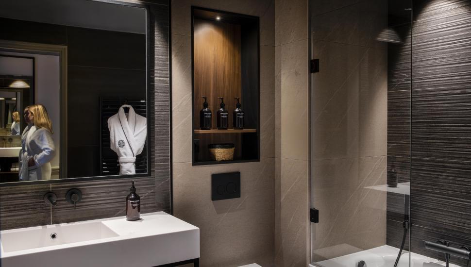 Victoria Palace Hotel Paris salle de bain